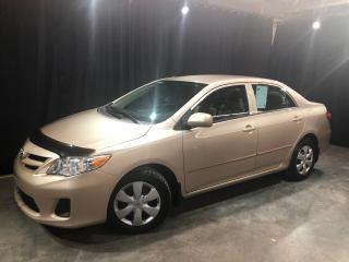 Used 2012 Toyota Corolla for sale in St-Eustache, QC