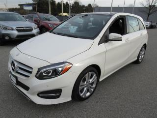 Used 2016 Mercedes-Benz B250 4MATIC LEATHER | HEATED SEATS | for sale in Vancouver, BC