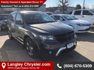 Used 2015 Dodge Journey Crossroad *CROSSROAD* *AWD* *7 PASSENGER* for sale in Surrey, BC