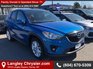 Used 2013 Mazda CX-5 GT *LOADED* for sale in Surrey, BC