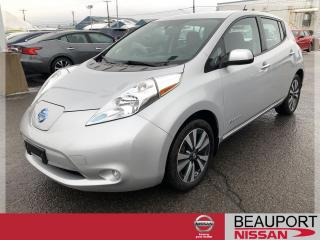 Used 2016 Nissan Leaf SV ***17 038 KM*** for sale in Beauport, QC