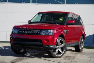 Used 2013 Land Rover Range Rover Sport V8 HSE for sale in Vancouver, BC