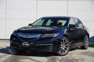 Used 2015 Acura TLX 3.5L SH-AWD w/Elite Pkg for sale in Vancouver, BC