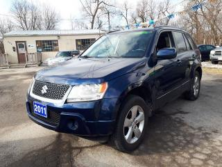 Used 2011 Suzuki Grand Vitara JX,Certified.AWD for sale in Oshawa, ON