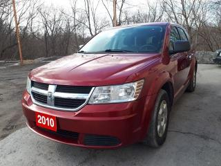 Used 2010 Dodge Journey SE,Certified,3RD Row for sale in Oshawa, ON