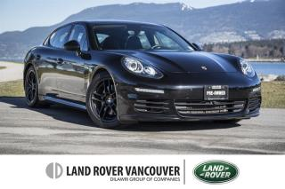 Used 2014 Porsche Panamera S e-Hybrid *Power With Fuel Efficiency! for sale in Vancouver, BC