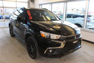 Used 2017 Mitsubishi RVR Black Edition 2.4 LITRES AWC  *CAMÉRA DE for sale in Lévis, QC