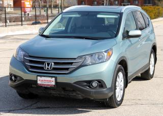 Used 2012 Honda CR-V Touring NAVI | Back-Up Camera | CERTIFIED for sale in Waterloo, ON