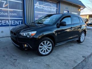 Used 2011 Mitsubishi RVR GT for sale in Boisbriand, QC
