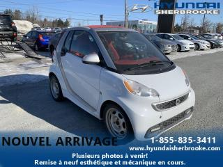 Used 2013 Smart Passion CONVERTIBLE + SIÈGES CHAUFFANT for sale in Sherbrooke, QC