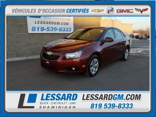 Used 2012 Chevrolet Cruze Lt Turbo, Regulateur for sale in Shawinigan, QC