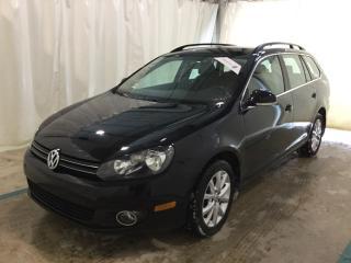 Used 2013 Volkswagen Golf Wagon Diesel, Low Km, 200k Warranty! Comfortline for sale in Saint John, NB