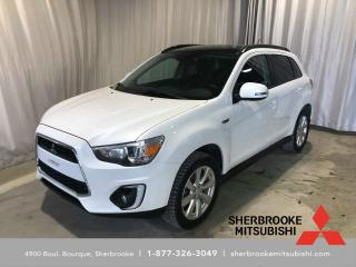 Used 2015 Mitsubishi RVR traction intégrale 4 portes CVT GT AWC for sale in Sherbrooke, QC