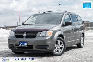 Used 2010 Dodge Grand Caravan 2xS TOW N GO NoAccident New Tires Brakes Certified for sale in Bolton, ON