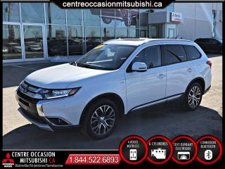 Used 2016 Mitsubishi Outlander SE AWC TOURING TOIT OUVRANT for sale in St-Jérôme, QC