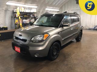 Used 2010 Kia Soul Sunroof*****AS IS SALE*****Heated front seats/mirrors * Hands free steering wheel controls * Voice recognition * Phone connect * Keyless entry * Clima for sale in Cambridge, ON