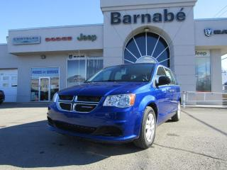 Used 2019 Dodge Grand Caravan 7 PASSAGERS + BLUETOOTH + CLIMATISATION for sale in Napierville, QC