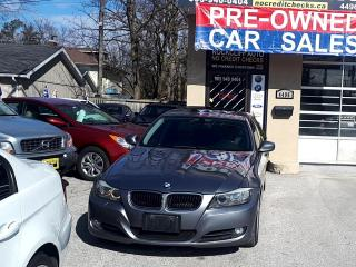 Used 2009 BMW 3 Series 4dr Sdn 328i xDrive AWD for sale in Markham, ON