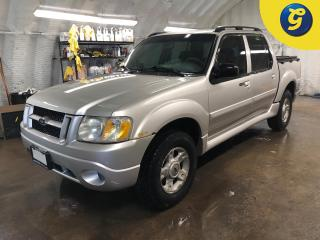 Used 2004 Ford Explorer Sport Trac XLT * Leather interior*****AS IS SPECIAL******Passive entry * Heated front seats * Hands free steering wheel controls * Voice recognition * Sunroof * for sale in Cambridge, ON