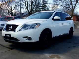 Used 2014 Nissan Pathfinder 4WD 4DR PLATINUM for sale in Guelph, ON