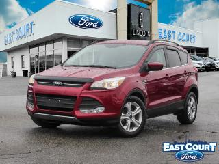 Used 2016 Ford Escape SE for sale in Scarborough, ON