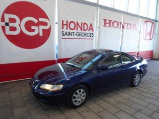 Used 2002 Honda Accord EX-L for sale in St-Georges, QC