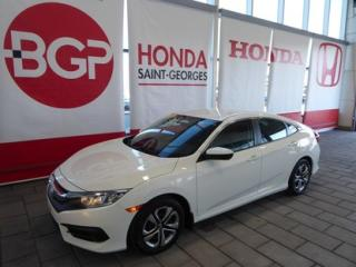 Used 2016 Honda Civic édition Lx for sale in St-Georges, QC