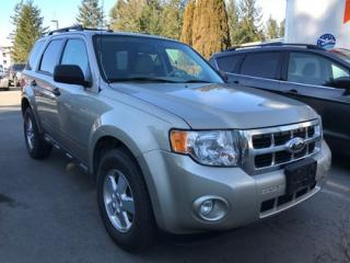Used 2012 Ford Escape XLT, Heated Seats, Leather, AWD for sale in Duncan, BC