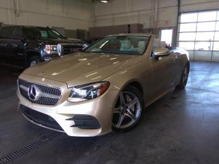 Used 2018 Mercedes-Benz E-Class E400 AWD for sale in Blainville, QC