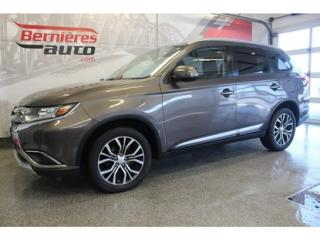 Used 2016 Mitsubishi Outlander Es Touring Awd for sale in Lévis, QC