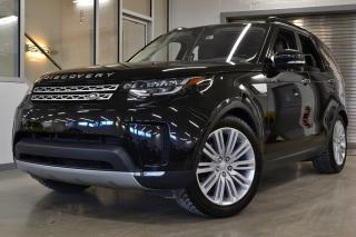 Used 2017 Land Rover Discovery Diesel Td6 HSE for sale in Laval, QC