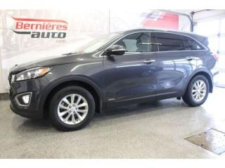Used 2016 Kia Sorento LX AWD for sale in Lévis, QC