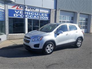 Used 2016 Chevrolet Trax LS for sale in St-Hubert, QC