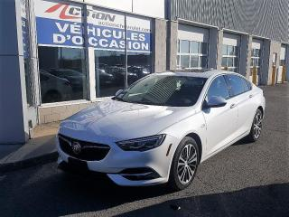 Used 2018 Buick Regal SPORTBACK AWD, CUIR, TOIT, NAV, FULL, DEMO GM!!! for sale in St-Hubert, QC