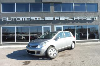 Used 2009 Nissan Versa Sl - 8 - 8 Roues for sale in Québec, QC