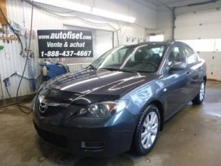 Used 2008 Mazda MAZDA3 GS for sale in St-Raymond, QC