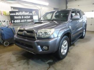 Used 2007 Toyota 4Runner Sr5 Awd V6 for sale in St-Raymond, QC
