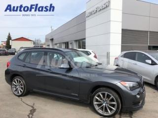 Used 2015 BMW X1 Xdrive35i 3.0l Turbo for sale in St-Hubert, QC