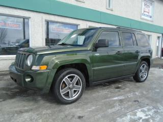 Used 2008 Jeep Patriot 4 RM, 4 portes, Sport for sale in St-Jérôme, QC