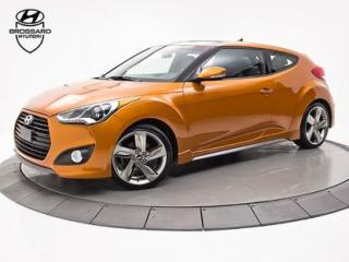Used 2015 Hyundai Veloster Turbo Cuir Toit Nav for sale in Brossard, QC