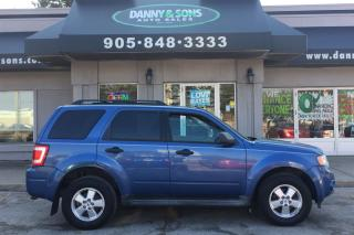 Used 2009 Ford Escape for sale in Mississauga, ON
