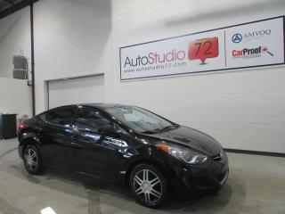 Used 2013 Hyundai Elantra **GLS**SIEGES CHAUFFANT**CRUISE**A/C** for sale in Mirabel, QC