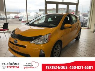 Used 2014 Toyota Prius c Hybride A/c for sale in Mirabel, QC