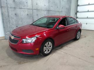Used 2012 Chevrolet Cruze Lt, 1.4l Turbo for sale in Lévis, QC