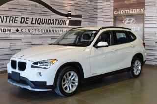 Used 2015 BMW X1 Xdrive28i+mags+cuir+xdrive for sale in Laval, QC