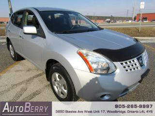 Used 2010 Nissan Rogue 2.5L - S - FWD for sale in Woodbridge, ON