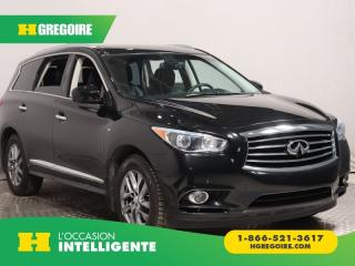 Used 2015 Infiniti QX60 AWD A/C CUIR TOIT for sale in St-Léonard, QC