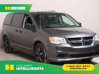 Used 2016 Dodge Grand Caravan VALUE PACKAGE A/C for sale in St-Léonard, QC