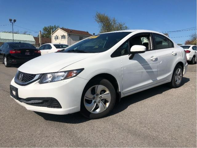 2014 Honda Civic LX | Auto | Htd Seats| Cruise | Bluetooth