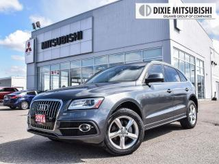 Used 2014 Audi Q5 TECHNIK S-LINE | NAVI | BANG OLUFSEN | PARK ASSIST for sale in Mississauga, ON